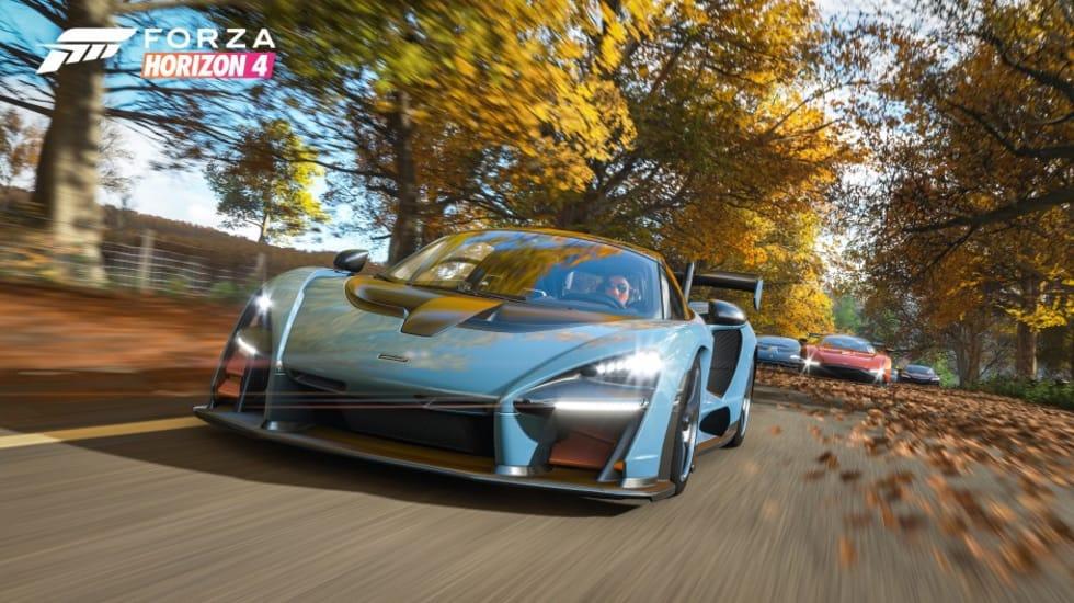 Forza Horizon 4 kommer till Steam den 9 mars