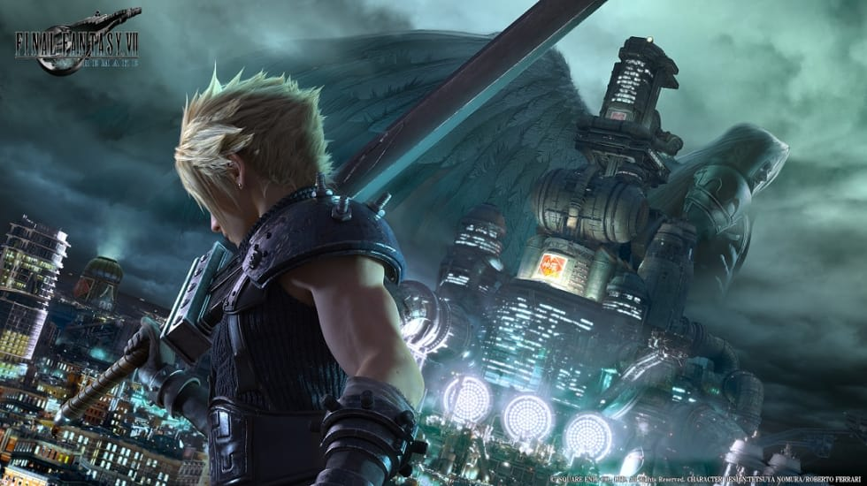 Introt för demoversionen av Final Fantasy VII Remake har läckt