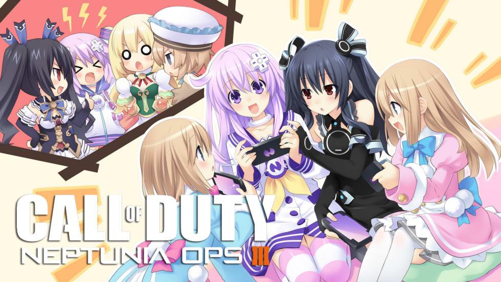 Call of Duty-modd ersätter dudebros med animeflickor!