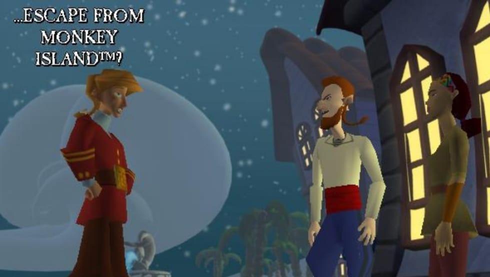 Nu finns Escape from Monkey Island på GOG
