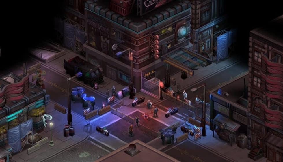 Shadowrun Returns Deluxe är gratis via Humble-butiken