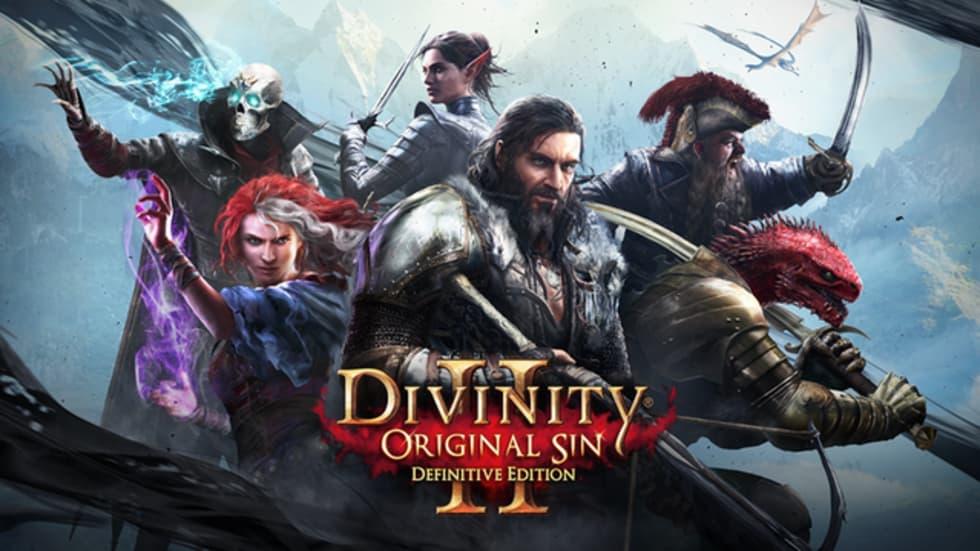 Divinity: Original Sin 2 till Switch stöder cross-save med Steam-versionen