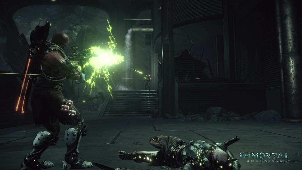 Immortal: Unchained – Hands on