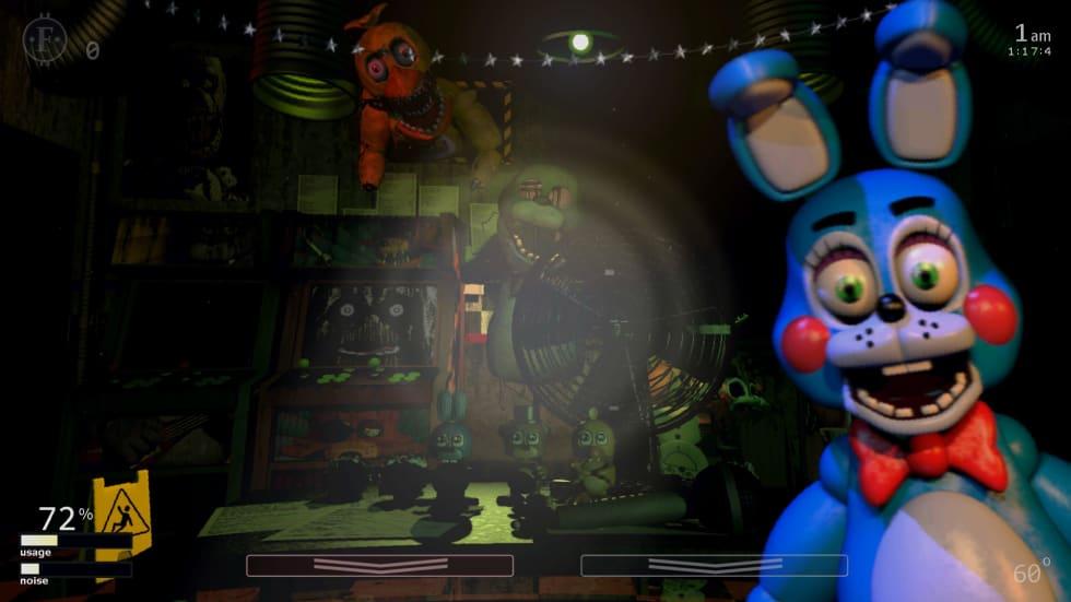 Plötsligt: här är ett nytt Five Nights At Freddy's-spel!