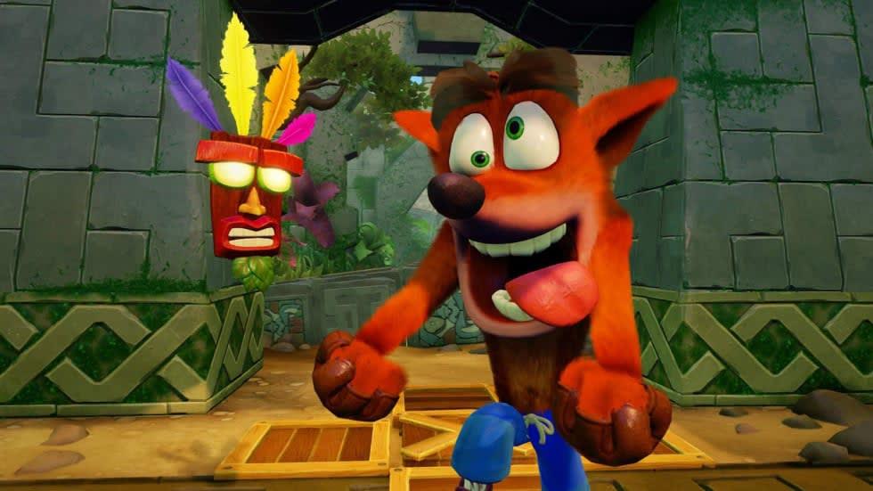 Crash Bandicoot N. Sane Trilogy – Recension