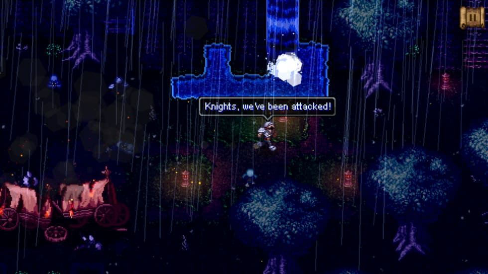 Pixliga Wayward Souls har släppts i early access