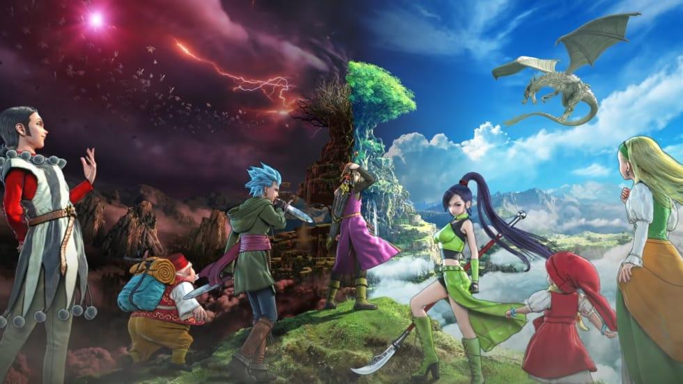 Dragon Quest XI introducerar dina följeslagare i ny trailer