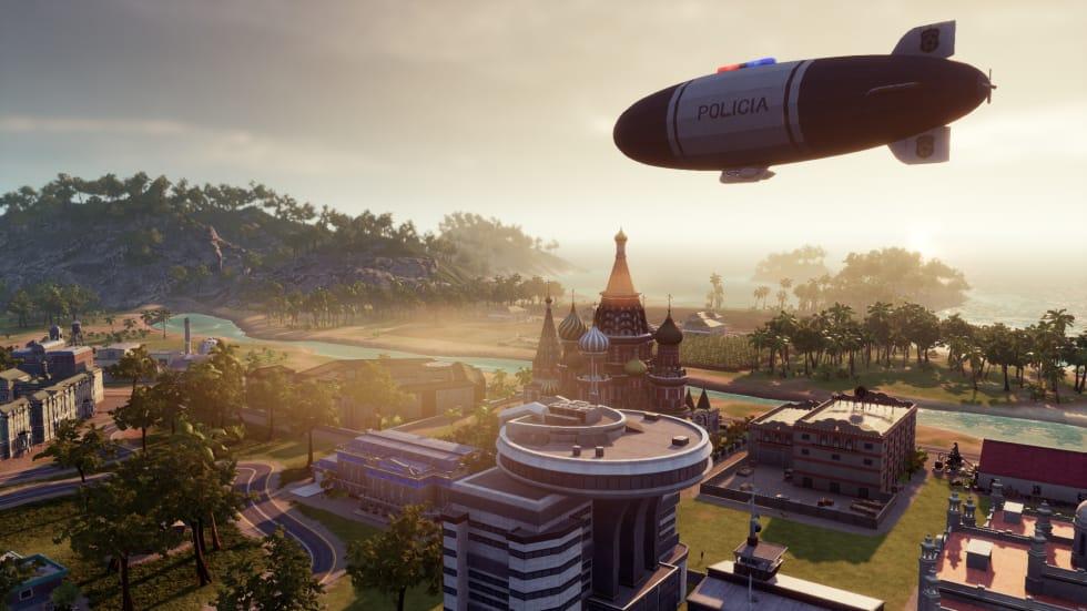 Tropico 6 är gratis att prova i helgen, nytt dlc är ute