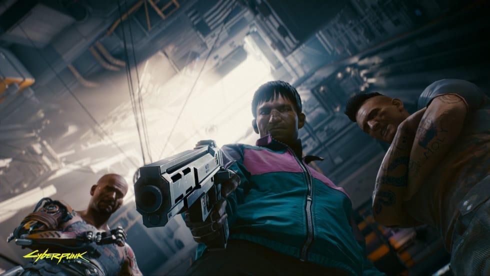 Spelare fick tag i Cyberpunk 2077 tidigt och streamade 20 minuter av det