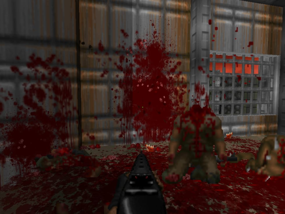 """Brutal Doom har fått ny uppdatering, är """"mer eller mindre klart"""""""