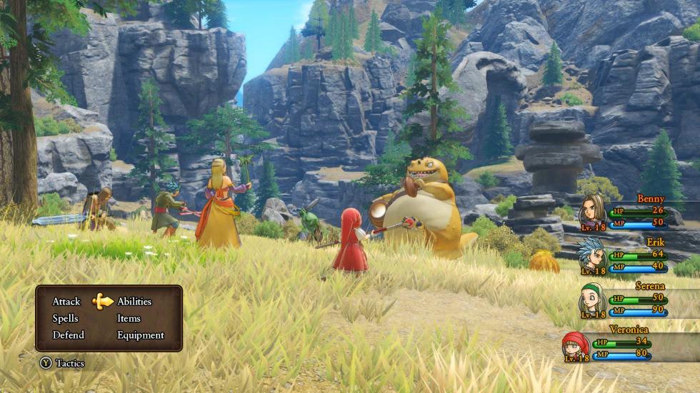 Dragon Quest XI – Recension