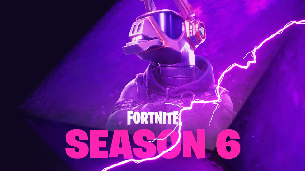 Fortnite Season 6 har börjat, öar svävar i skyn och lamor rockar loss!