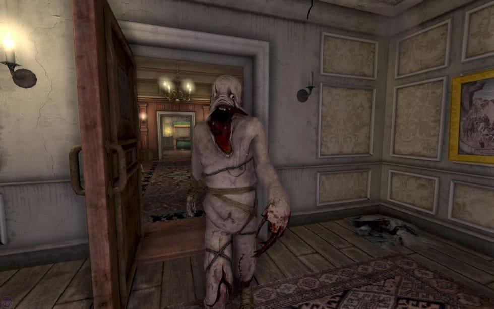 Amnesia: The Dark Descent får ett Hard Mode, eftersom varför inte?