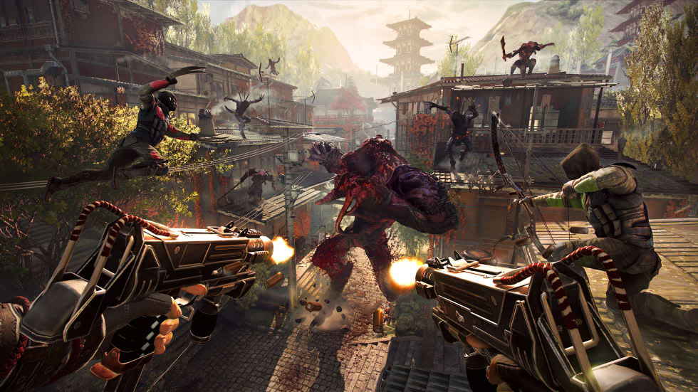 GOG ger bort Shadow Warrior 2, helt gratis!