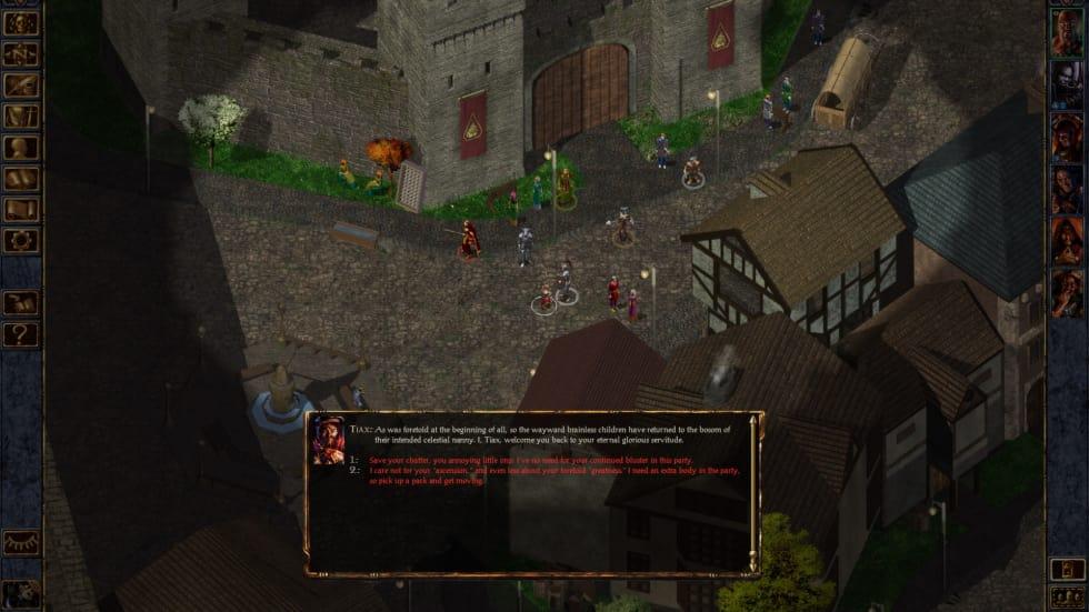Baldur's Gate 3 verkar vara under utveckling!