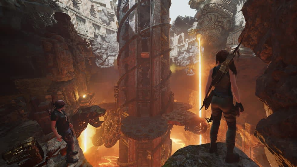 Shadow of the Tomb Raider: Definitive Edition släpps den 5 november, kolla in trailern!