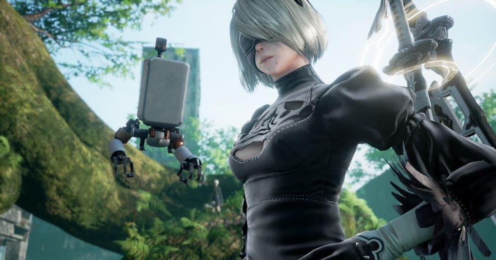 2B från Nier: Automata kommer till Soulcalibur VI!