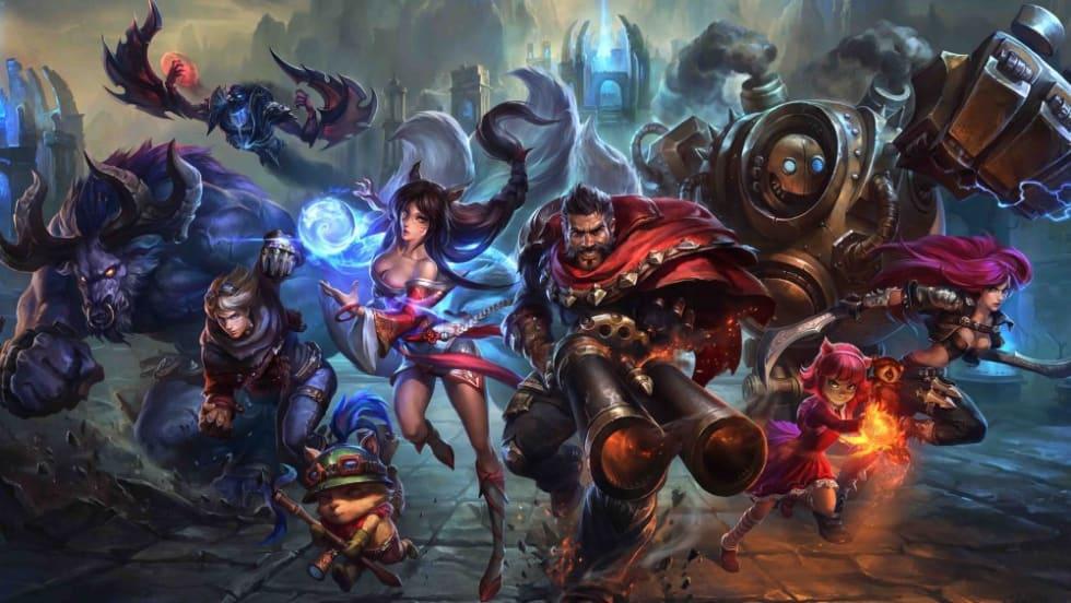 Riot Games jobbar på massivt onlinerollspel i League of Legends-universumet