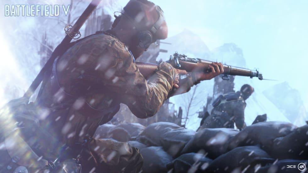 """Nästa Battlefield kommer bjuda på """"aldrig tidigare skådad skala"""""""