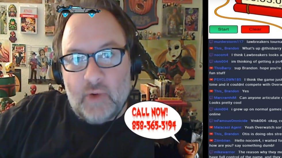 David Jaffe försvarar Cliff Bleszinski och Lawbreakears i underbart onlineutbrott