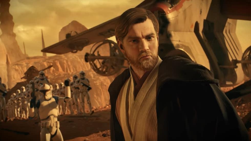 Äntligen! Nu kommer Obi-Wan till Star Wars: Battlefront 2