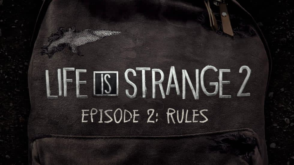 Andra episoden av Life is Strange 2 släpps först i januari