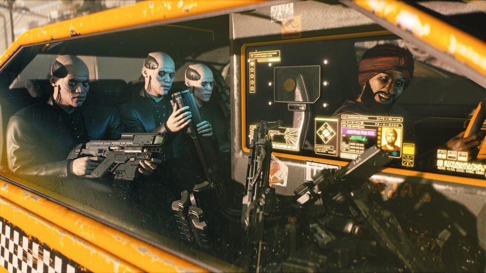 Ny hotfix åtgärdar Down in the Street-buggen i Cyberpunk 2077