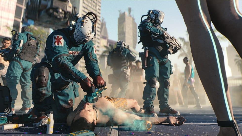 Överdrivet craftande leder till oanvändbara sparfiler i Cyberpunk 2077
