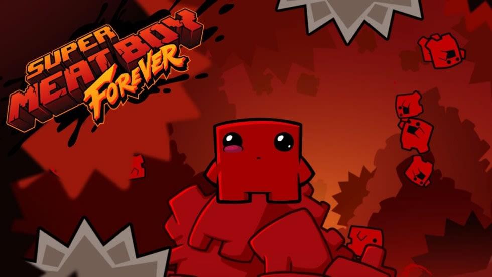 Super Meat Boy Forever släpps den 23 december, kolla in lanseringstrailern!