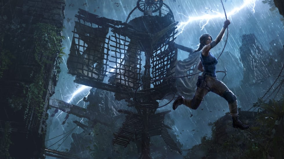 Nästa Shadow of the Tomb Raider-dlc släpps den 18 december