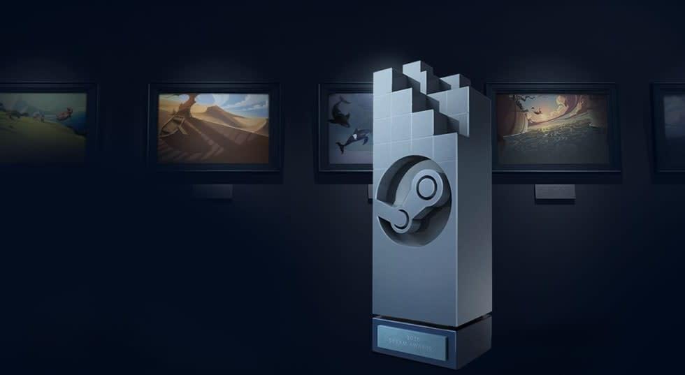 Vinnarna av Steampriserna 2020 har presenterats