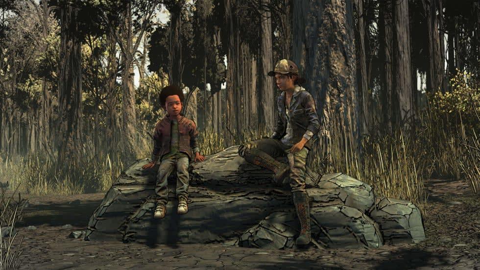 Den allra sista The Walking Dead-episoden släpps nästa tisdag