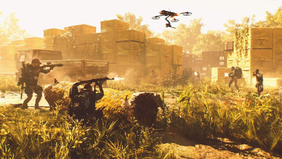 Ubisoft bekräftar att mer The Division 2-innehåll släpps senare i år