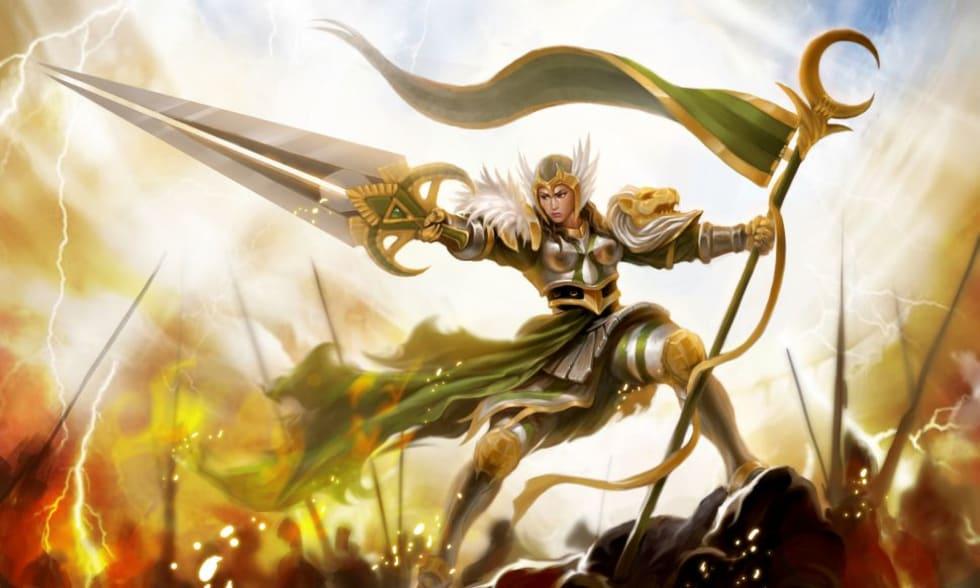Den forna moba-giganten Heroes of Newerth får sin sista innehållsuppdatering