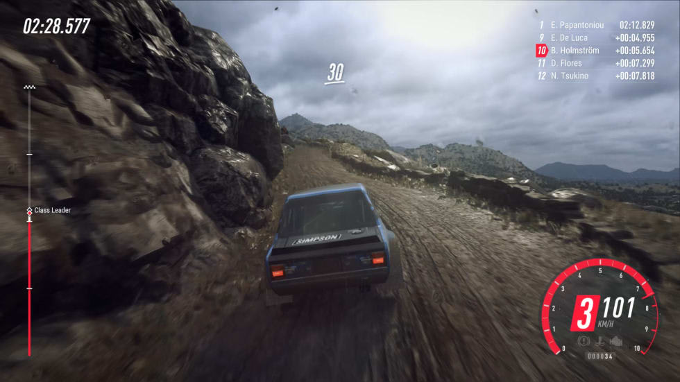 Dirt Rally 2.0 – Recension