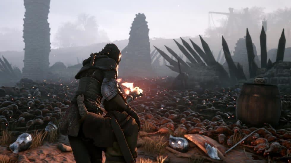 Kolla in åtta nya spelminuter från A Plague Tale: Innocence