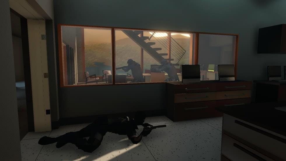 Intruder är en stealthfokuserad onlineskjutare, med bananskal!