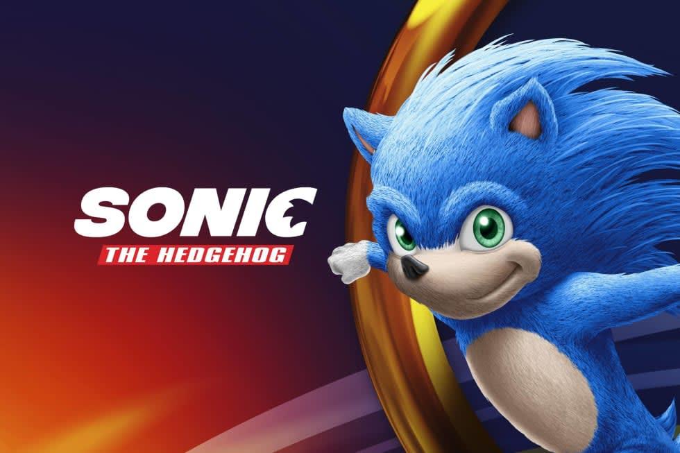 Den nya Sonic-designen verkar ha läckt på internet
