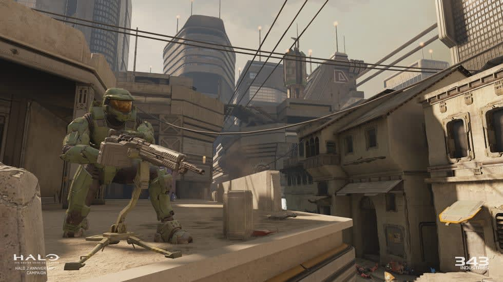 Halo: The Master Chief Collection kommer till Steam!