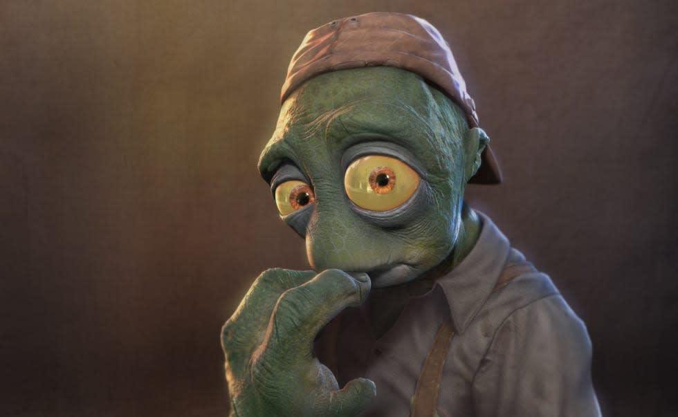 Ny teasertrailer visar första spelsekvenserna från Oddworld: Soulstorm