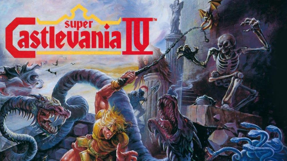 Konami har avslöjat de fyra sista spelen i Castlevania: Anniversary Collection