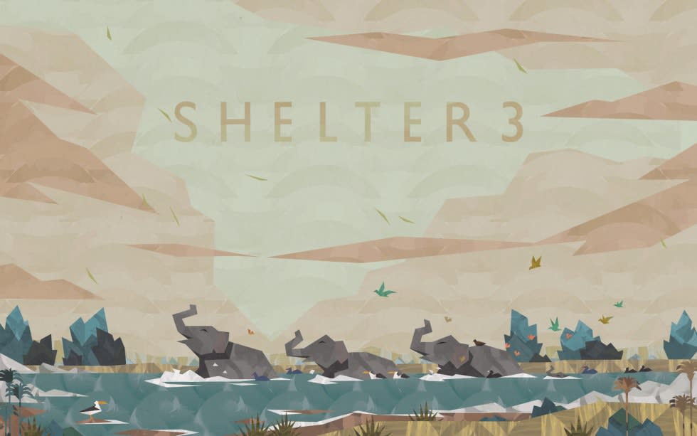 Shelter 3 släpps i mars, kolla in gameplay-trailern!