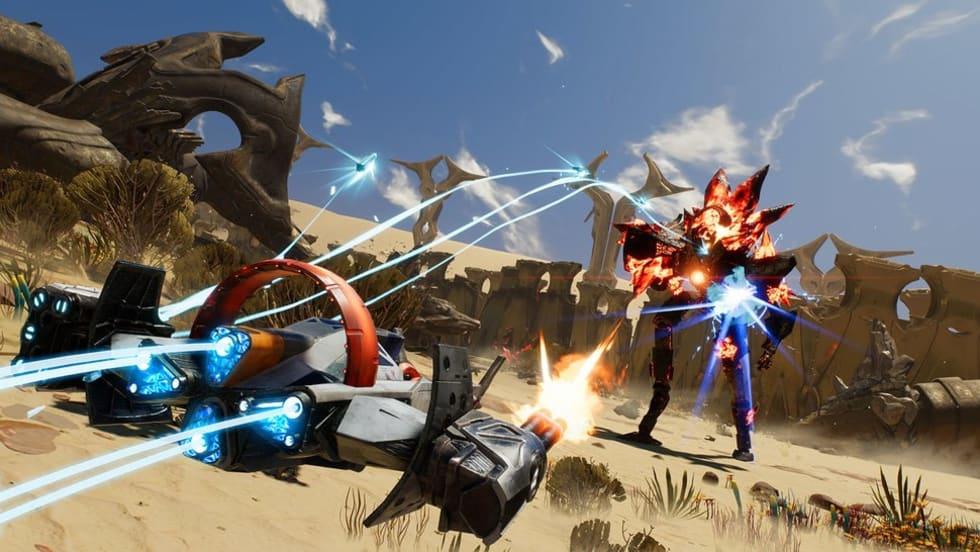 Plötsligt: Ubisofts konsolexklusiva Starlink: Battle for Atlas kommer till pc!