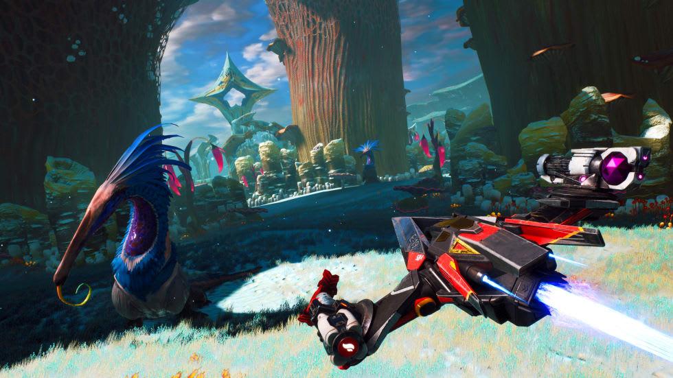 Gratisspel! Ubisoft skänker bort Starlink: Battle For Atlas