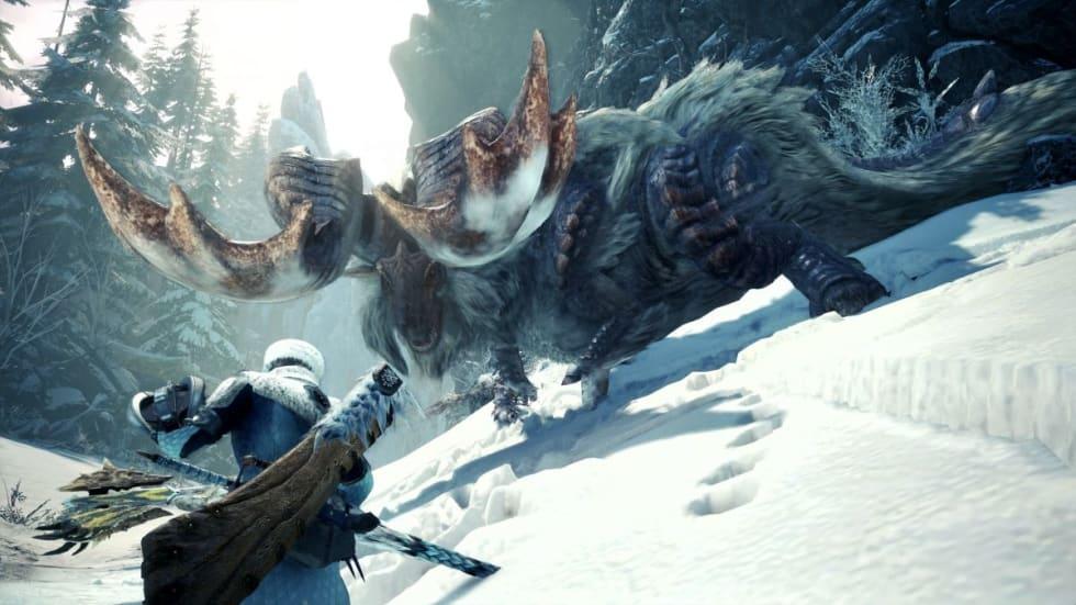 Monster Hunter World-uppdatering åtgärdar förlorade sparfiler och CPU-belastning