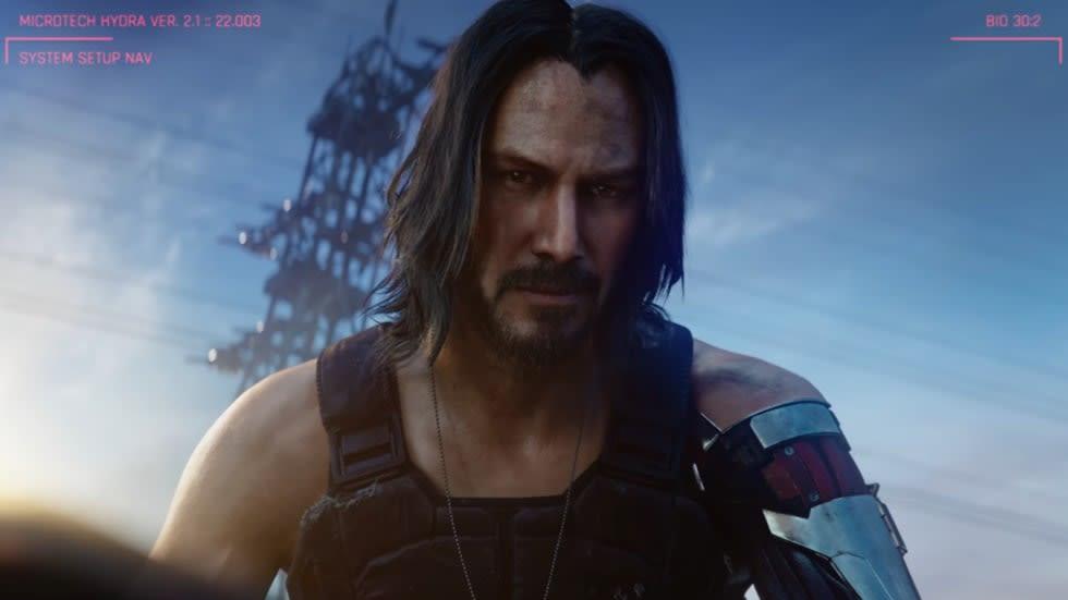 Cyberpunk 2077 har fått moddverktyg – sexig Keanu Reeves-modd stängs ner