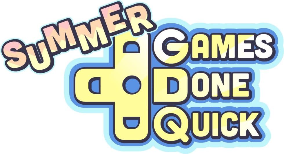 Summer Games Done Quick 2019 kickar igång ikväll