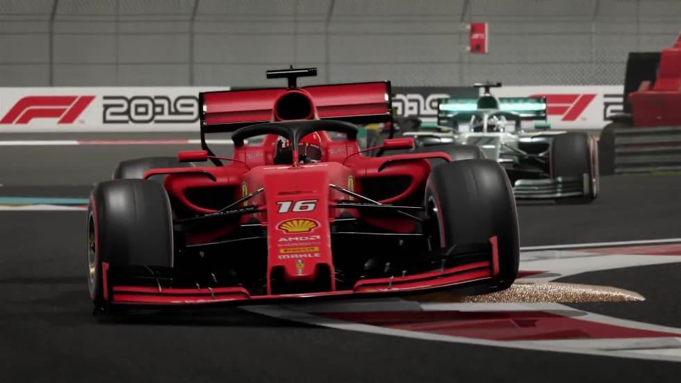 Formel 1-säsongen körs i spelet tills vidare, kolla in första loppet!