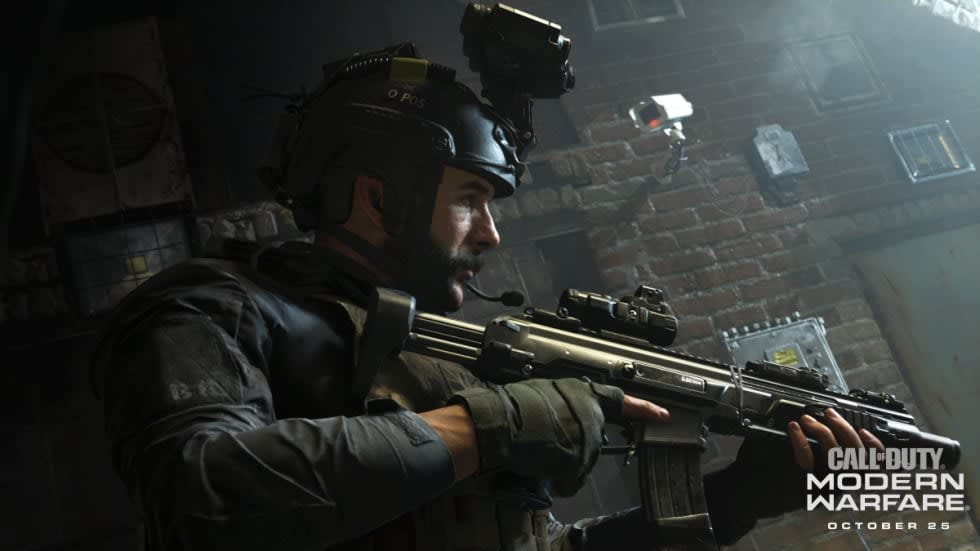 Captain Price visar upp sin mustasch i ny storytrailer för Call of Duty: Modern Warfare