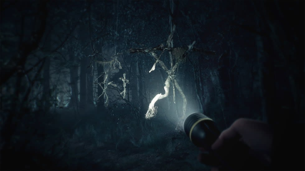 Blair Witch visar upp sig i ny officiell gameplay-trailer
